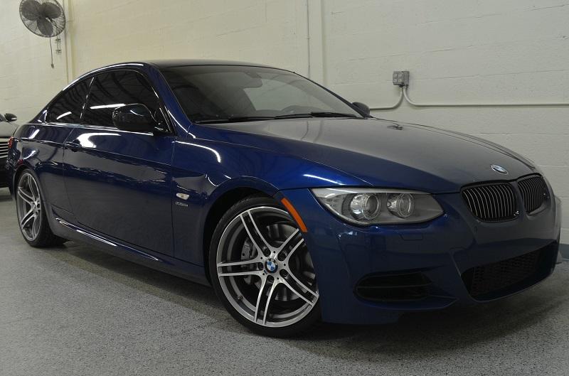 BMW IS COUPE Mercedeshowroom - 2012 bmw 335is