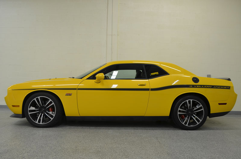Dodge Challenger Srt 8 Yellow Jacket Mercedeshowroom